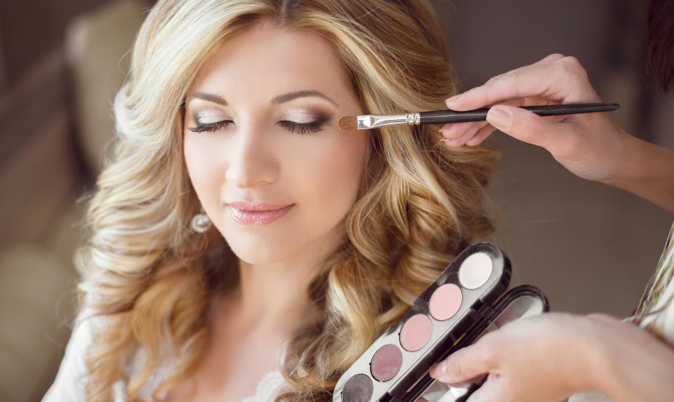 natural make-up look